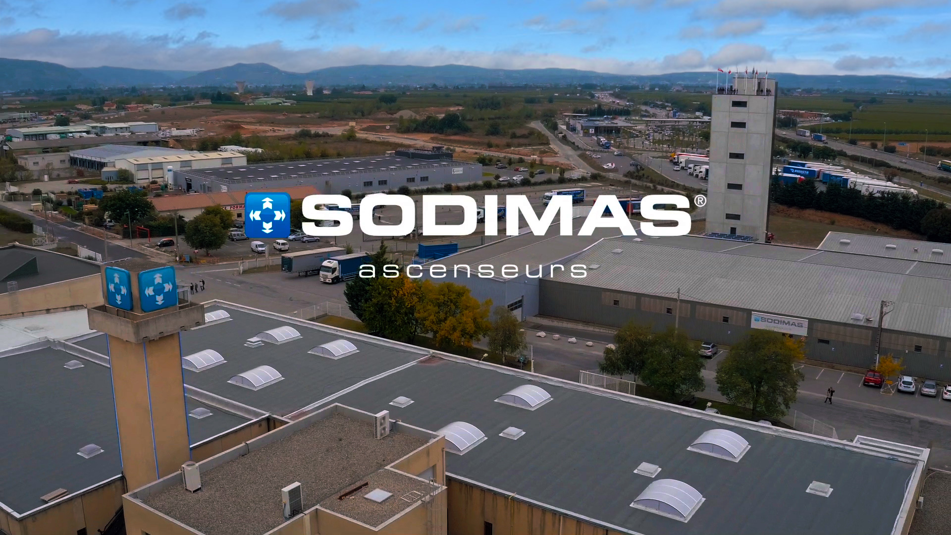 Sodimas panoramique